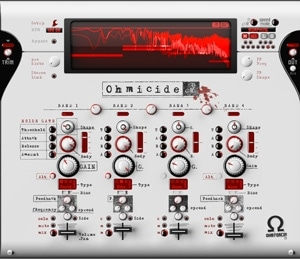 What software does Skrillex use? Ohmicide by Ohm Force