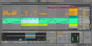 Deadmau5 uses Ableton amongst other software