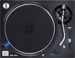 Technic 1210s are the industry standard vinyl decks <a href=