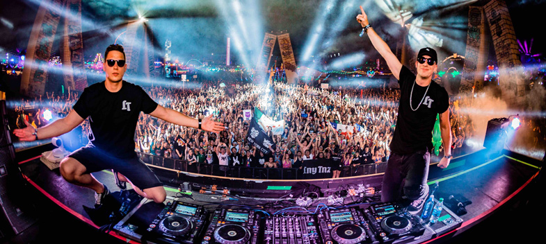 What are DJs ACTUALLY doing on stage?