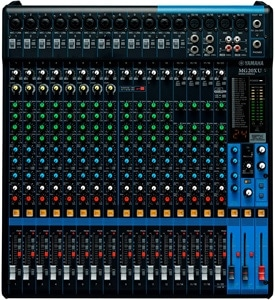 A Yamaha Mixing Console - What does a mixer do