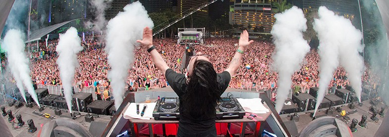 What Software Does Skrillex use? For producing and for live