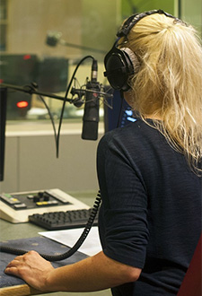 Local stations are surprisingly easy to internships at