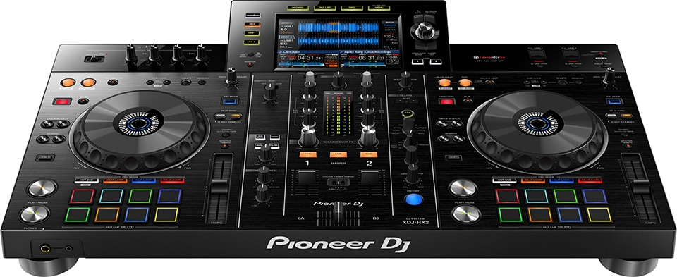 Pioneer RX2 all in one DJ system