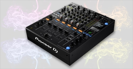 Our recommended DJ mixer - DJ Producer Tech