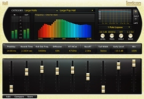 The lexicon PCM native reverb bundle