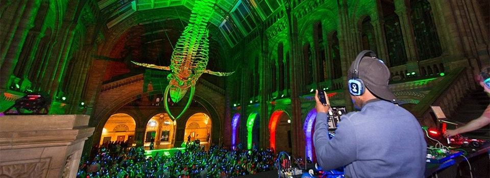 Museums & Galleries can make for interesting places to have a party