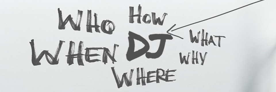 What skills does a DJ need?