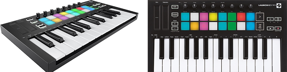 Novation Launchkey Mini - Our Recommended MIDI Keyboard