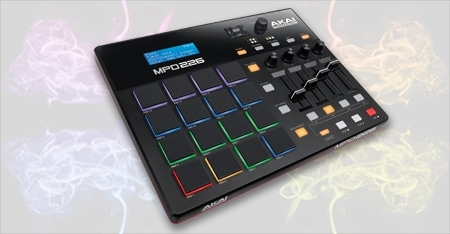 Our recommended MIDI controller - DJ Producer Tech