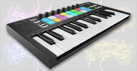 Our recommended MIDI keyboard
