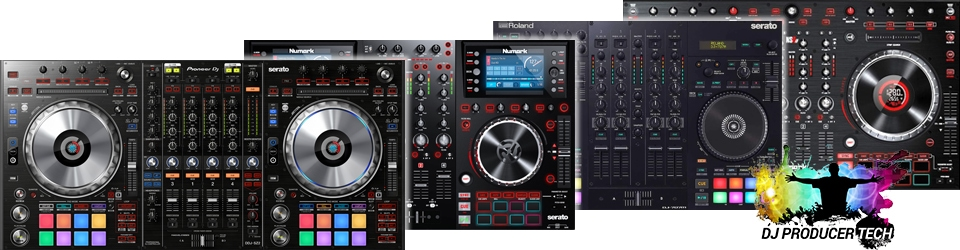 How much do DJ controllers cost?