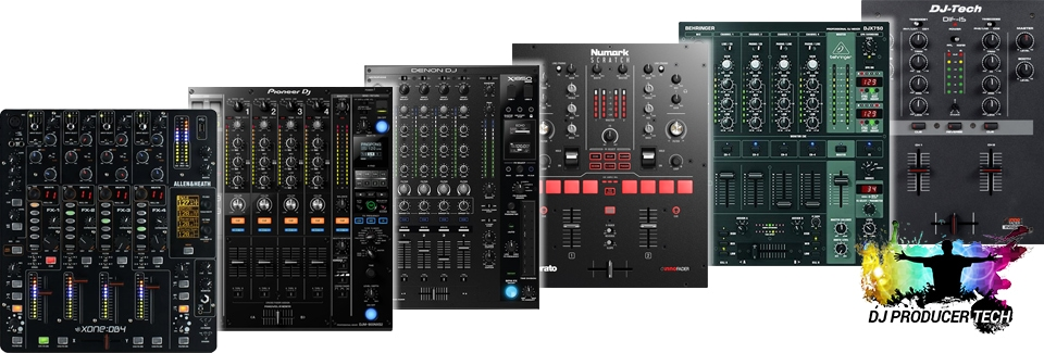 How much do DJ mixers cost?