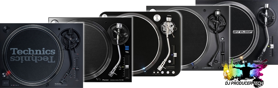 How much do DJ turntables cost?