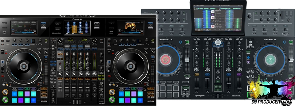 How much do standalone DJ controllers cost?