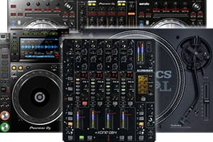 How much does DJ equipment cost?