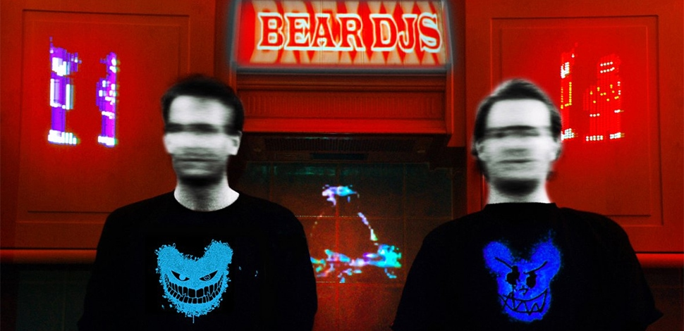 BreakinBear Press Shot